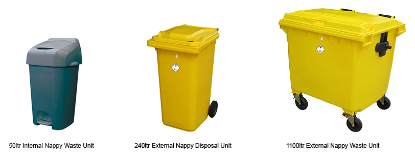 Nappy Disposal Units